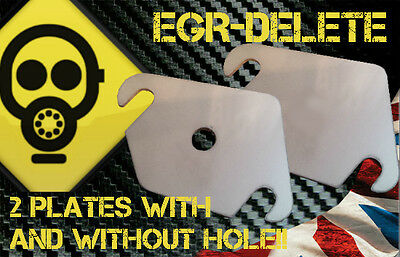 EGR valve Blanking Plate Ford Fiesta, Focus, C-Max, Fusion 1.4 1.6 TDCi 2 PLATES