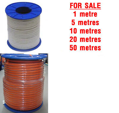 Electrical Cable Tps Twin Earth Power Light Lighting White Orange Circular Xlpe