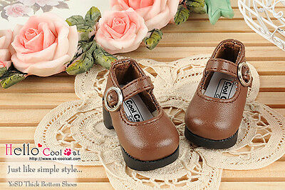 ☆╮Cool Cat╭☆ (50% Off)【SY-02】YOSD Thick Bottom Shoes # Coffee
