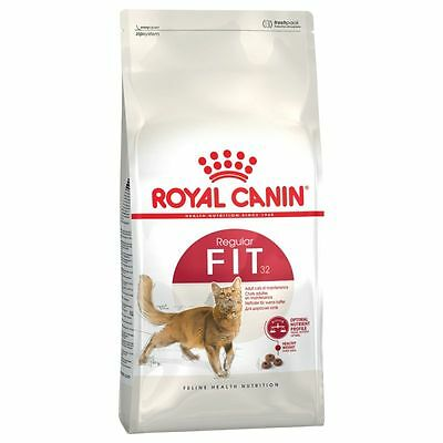 Fit 32 Crocchette Per Gatto Adulto In Piena Forma Royal Canin