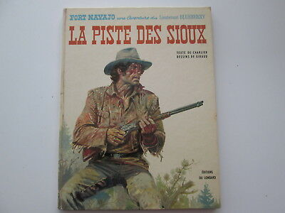 Blueberry Eo1971 Tbe La Piste Des Sioux Charlier Giraud Lombard