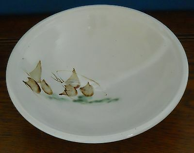 A large conical Ballydougan Pottery bowl / seving dish