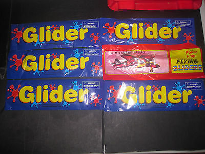 Flying Gliders 6 Count