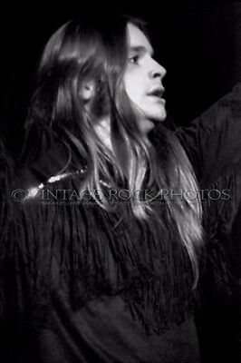 Ozzy Osbourne Photo 8x12 or 8x10 inch Live '80s Exclusive Concert Pro Print 8