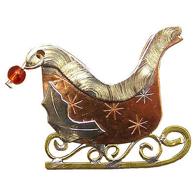 Sleigh Magnetic Needle Nanny Minder Holder Tender by Puffin & Company