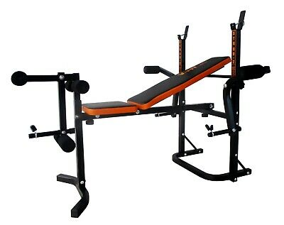 V-fit STB09-2 Folding Weight Bench - r.r.p £110.00