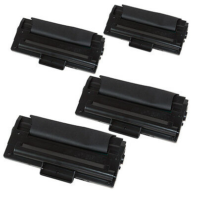 4PK  MLT-D109S Black Toner Cartridge For Samsung SCX-4300