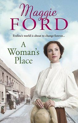 A Woman's Place by Maggie Ford (ISBN: 9780091956264)