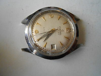 OROLOGIO   DA  POLSO   CONSUL  1960  IN   POI  SWISS  MADE  ,,