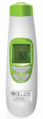 Brother Max Non-Contact Digital Forehead and Room Baby Children Thermometer NEW