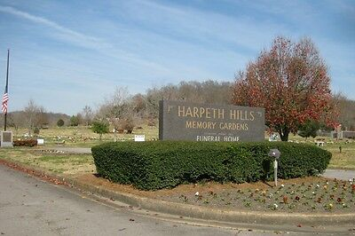 Harpeth Hills 2 Atonement Garden Cemetary Lots And Concrete Vault