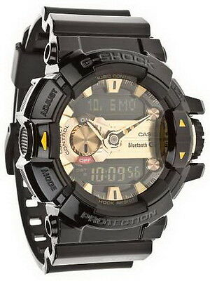 purchase cheap d0cbc 0624b Casio G-Shock G'MIX Bluetooth Smart Men's Watch GBA-400-1A9