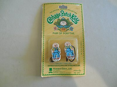 OOPS  OFFICAL JEWELRY COLLECTION CABBAGE PATCH KIDS Pair of Ponytails Boy 16-127