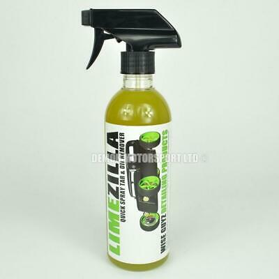 WiseGuyz Detailing LimeZilla Tar & Oil Remover 500ml Car Cleaning Care