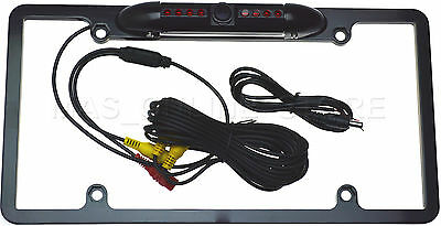 PIONEER AVIC-D3 AVICD3 COLOR REAR VIEW CAMERA W/ 8 IR NIGHT VISION LED'S