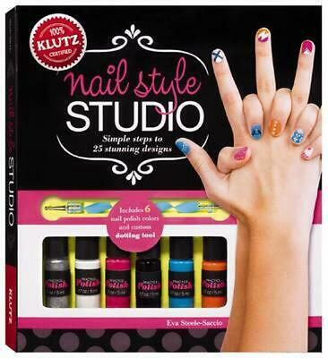 Nail Style Studio: Simple Steps to Painting 25 Stunning Designs [With 6 Bottles