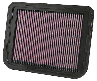 K&N Hi-Flow Performance Air Filter 33-2950 fits Ford Falcon FG 4.0 XR6 G6E Tu...