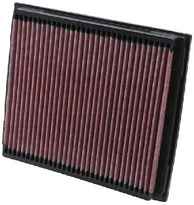 K&N Hi-Flow Performance Air Filter 33-2788 fits Land Rover Discovery 2.5 Td5 ...