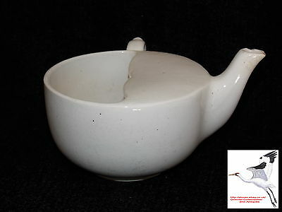 Mintons Invalid / Child / Baby Feeder 1926 Earthenware