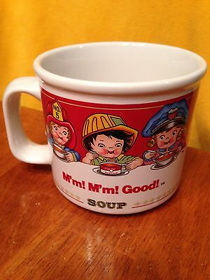 Campbell's Soup collectible Mugs In Great Condition Campbells Soup Twins