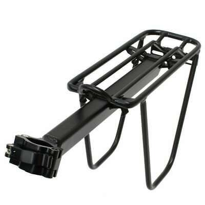 Bicycle Bike Quick Release Alloy Seatpost Mount Rear Rack Carrier
