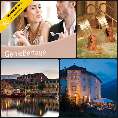 3 Day Short vacation Days for bon vivants 2 in 90 Hotels Travel Voucher Holiday