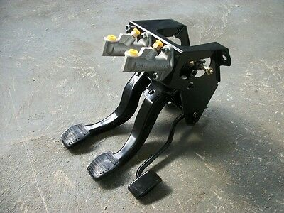 Mk2 Escort bias pedal box, race rally RS Group 4 competition works BR-102