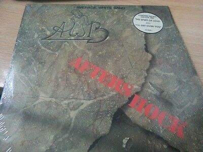"Average White Band ‎– Aftershock (12"" VINYL LP)"