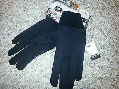 Dakine Damen Touchscreen Handschuhe Storm Liner Gloves Stretch Fleece schwarz