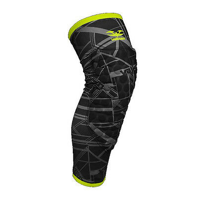 New Valken Agility Paintball Knee / Shin Protective Pads - X-Large XL