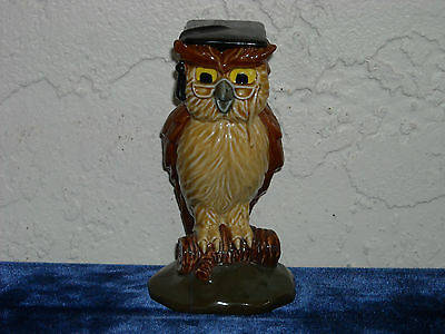 Wade Oswald Owl Figurine In the Forest Deep Series