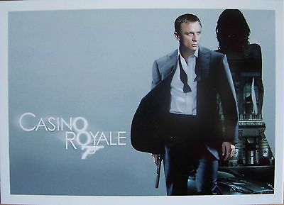 James Bond 007 Archives 2014 - Casino Royale Basic Trading Card Set