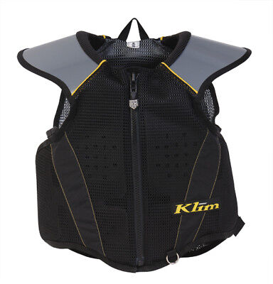Adult Size XXL Klim Tek Vest Chest Protector Snowmobile ATV Snow Enduro 2X 2XL