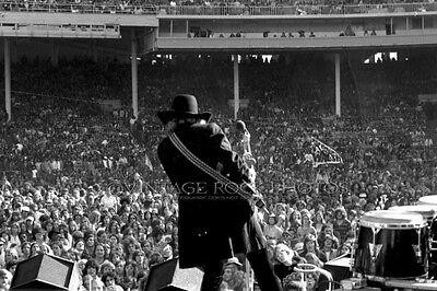 Joe Walsh Barnstorm Photo 8x12 or 8x10 in '74 World Series of Rock Cleveland 15