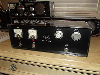 ECI COURIER LINEAR AMPLIFIER MATCHES COURIER 1M & COURIER 1 1960'S TUBE10 meter