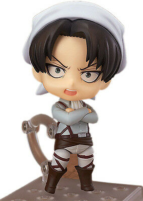Attack on Titan: Levi Cleaning Ver. PVC Figure (Anime Expo 2014 Exclusive)