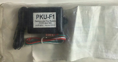 CODE ALARM PKU-F1  Ford Transponder Bypass, see pics