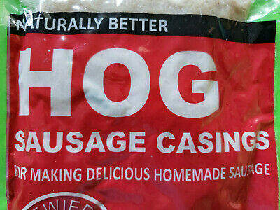Natural Sausage Casings Stuffing Making Links Pork Skin Gut Hog