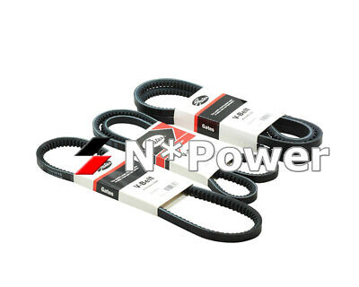 FAN BELT KIT SUITS FOR HOLDEN RODEO R9,RA MODELS WITH 3.0L T/'DIESEL 12//01-06//03