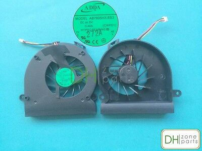 NEW CPU cooler COOLING FAN For ADDA AB7605HX-EB3 DC5V 0.4A CWPE1 272A laptop