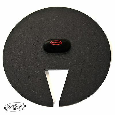"""RockSolid Bass Drum Silencer/Practice Pad Mute - 16"""",18"""",20"""" OR 22"""""""