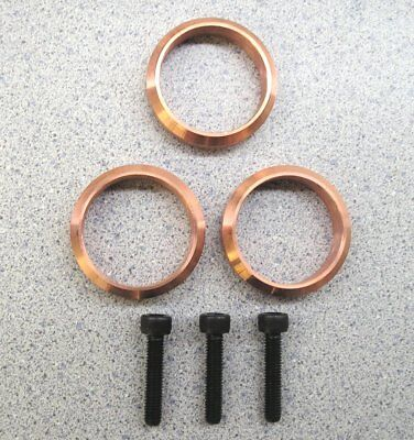 Yamaha Snowmobile Copper Exhaust Gasket Set Nytro Vector RX1 Apex  99999-03989