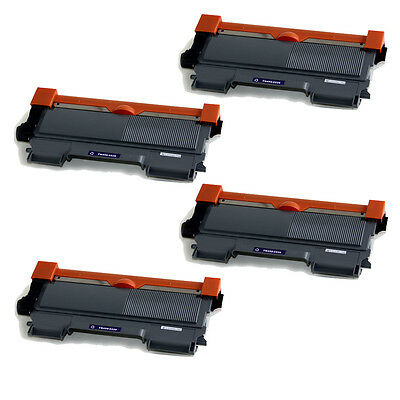 4PK TN-450 TONER For BROTHER HL-2240 HL2270DW MFC7360N MFC-7460DN DCP7060D TN420