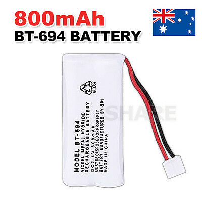 OZ Just for Uniden BT-694, BT-694S Ni-MH Cordless Phone Battery 2.4V 800mAh