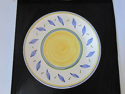 Williams - Sonoma Tournesol (Italy), Dinner Plate, Excellent Condition