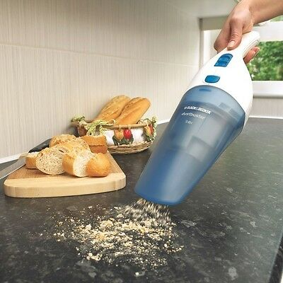 black and decker dustbuster manual