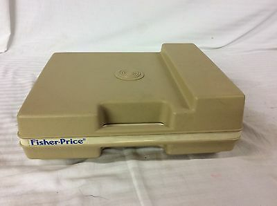 1978 Fisher Price Child's Record Player Model 825