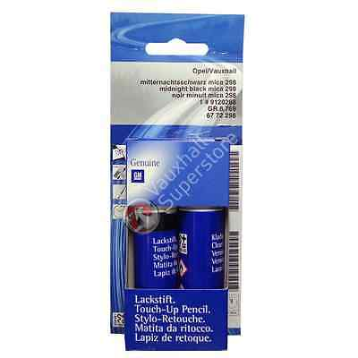 MITSUBISHI TOUCH UP PAINT COLOR CODE X13 BLACK MZ313002