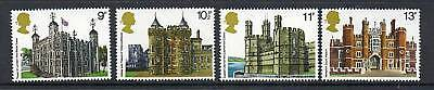 GB 1978 British Architecture MNH mint set stamps