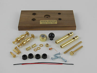 Crystal Detector Basic AW Kit